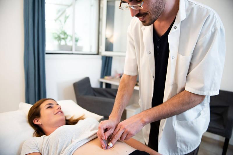 טיפול בדיקור סיני פוריות