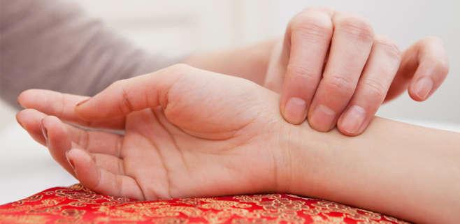 רפואה סינית - אבחנת דופק